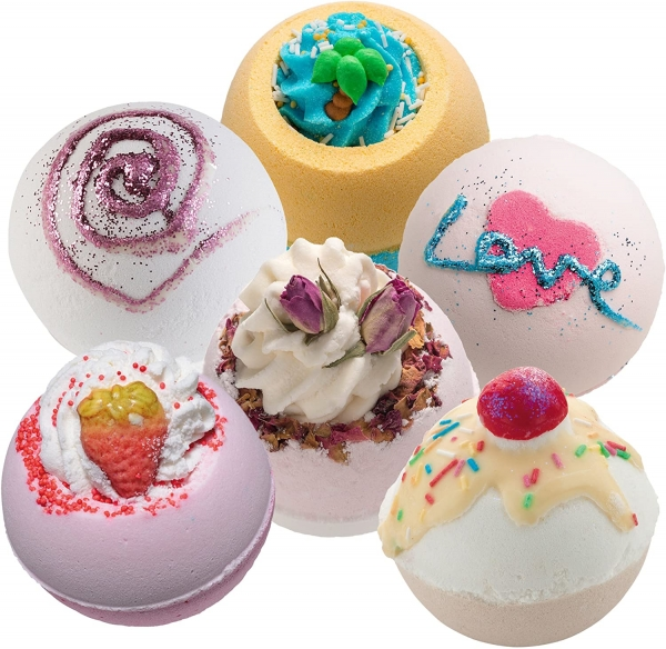 Bathbombs Set